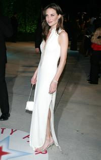 Claire Forlani at the Vanity Fair Oscar Party.
