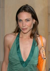 Claire Forlani at the Chrysalis Fourth Annual Butterfly Ball.