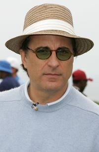 Andy Garcia at the 8th annual Michael Douglas & Friends Golf Tournament.