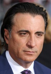 Andy Garcia at the US premiere of