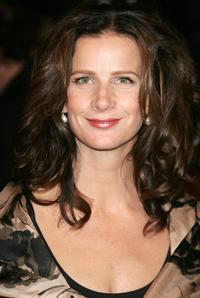 Rachel Griffiths at the Vanity Fair Oscar Party.