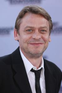 Sylvester Groth at the German premiere of