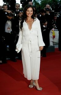 Virginie Ledoyen at the premiere of