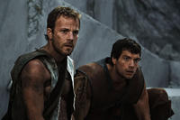 Stephen Dorff and Henry Cavill in