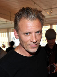 Callum Keith Rennie at the CMPA Producer's Award ceremony during the 35th Toronto International Film Festival.