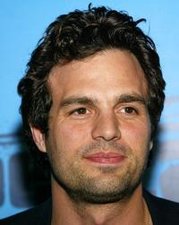 Mark Ruffalo at the Hollywood Parties for Democracy