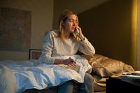Kate Winslet as Dr. Erin Mears in ``Contagion.''