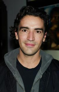 Ben Chaplin at the Gen Art Film Festival closing night premiere of
