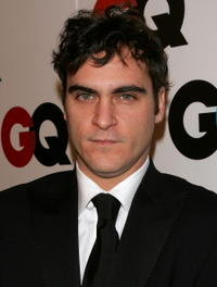 Joaquin Phoenix at the GQ 2005 Men Of The Year Awards at Mr. Chow Beverly Hills.