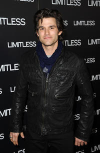 Johnny Whitworth at the Los Angeles Special screening of