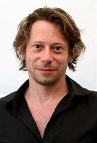 Mathieu Amalric at the press conference of