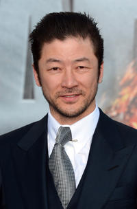 Tadanobu Asano at the California premiere of