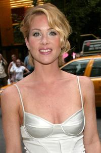Christina Applegate at the special screening of
