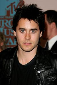 Jared Leto at the 12th annual MTV Europe Music Awards 2005.