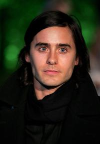 Jared Leto at the Vanity Fair Oscar Party.