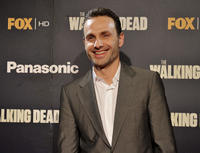 Andrew Lincoln at the premiere of