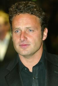 Andrew Lincoln at the UK charity premiere of