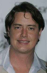 Jeremy London at the launch of Frank Gehry's premiere jewelry collection.