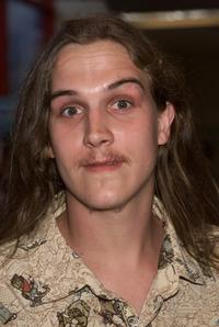 Jason Mewes at the New York premiere of