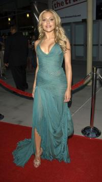 Brittany Murphy at the world premiere of