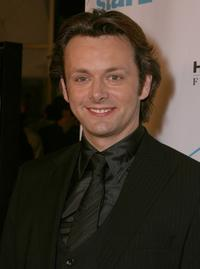 Michael Sheen at the Los Angeles premiere of