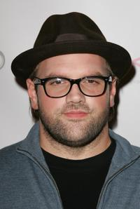 Ethan Suplee at the debut of Jaime Pressly's Spring/Summer 2008 J'aime Collection.