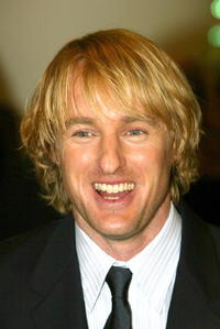 """Owen Wilson at the UK Premiere of """"Starsky and Hutch"""" in London."""