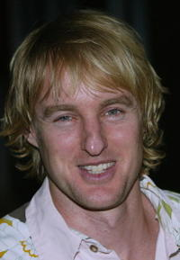 """Owen Wilson at the film premiere of """"The Life Aquatic with Steve Zissou"""" in Los Angeles."""