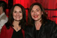 Nora Dunn and Beth Grant at the Sundowners cocktail reception during AFI FEST 2007.