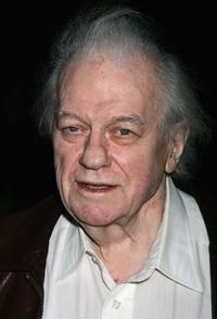 Charles Durning at the celebrity opening night of the Broadway bound show