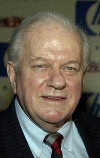 Charles Durning at the Hewlett Packard Product Preview Event.