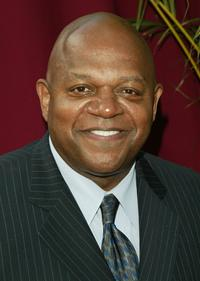 Charles S. Dutton at the CBS upfront at Tavern on the Green in New York City.