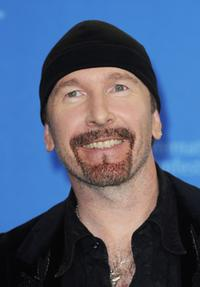 The Edge at the photocall of