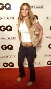 Nicole Eggert at the GQ Magazine's second annual Hollywood Issue.