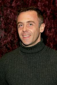 David Eigenberg at the New York opening night of