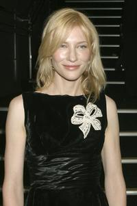 Cate Blanchett at the Sydney Theatre Awards ceremony.