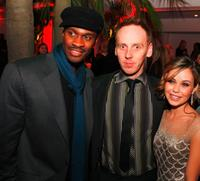 Brian Hooks, Ewen Bremner and Alexis Dziena at the after party of the premiere of