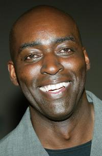 Michael Jace at the third season premiere screening of
