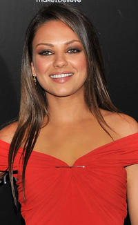 Mila Kunis at the New York premiere of