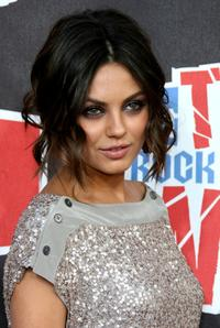 Mila Kunis at the 3rd Annual VH1 Rock Honors.