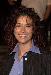Brooke Langton at the Hollywood premiere of