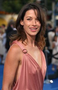 Brooke Langton at the California premiere of