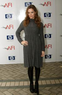 Leslie Mann at the 8th Annual AFI Awards.