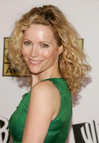 Leslie Mann at the 11th Annual Critics' Choice Awards.