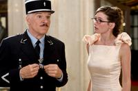Steve Martin and Emily Mortimer in