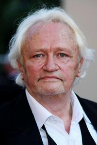 Niels Arestrup at the premiere of