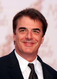 Chris Noth at the Gold Nymph awards ceremony during the 44th Monte-Carlo Television Festival.