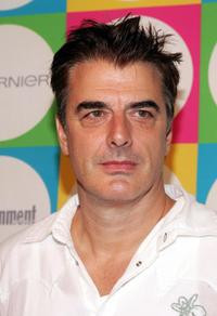 Chris Noth at the Entertainment Weekly's
