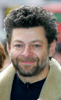 Andy Serkis at the UK premiere of