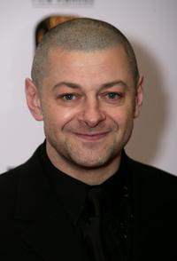 Andy Serkis at the Orange British Academy Film Awards.